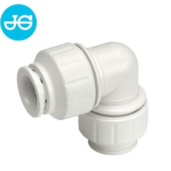 John Guest Winkel Verbinder PEM0315W - Ø 15 mm