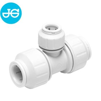 John Guest T-Reduzier-Verbinder PEM3015AW - Ø 15-15-10 mm