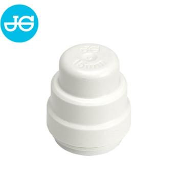 John Guest Endkappe PSE4615W - Ø 15 mm