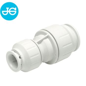 John Guest Gerader-Reduzier-Verbinder PEM201510W - Ø 15 mm x 10 mm